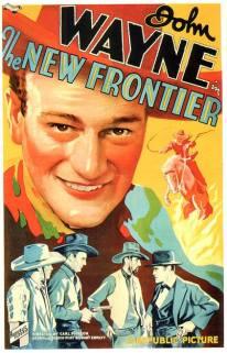 046 John Wayne poster movie