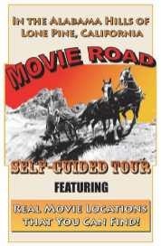 076 Lone Pine movie road brochure