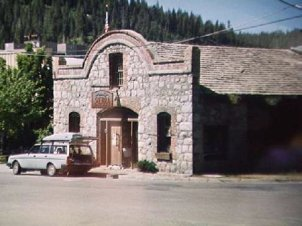 Historic building in Truckee Photo by C.N. Plummer