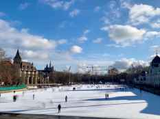 City Park Ice Rink and Boating