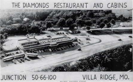Diamonds Restaurant