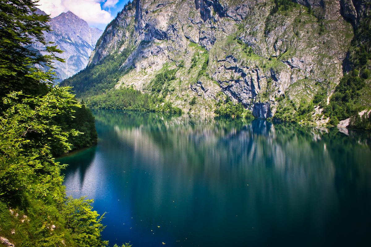 der Obersee in seiner puren Schönheit
