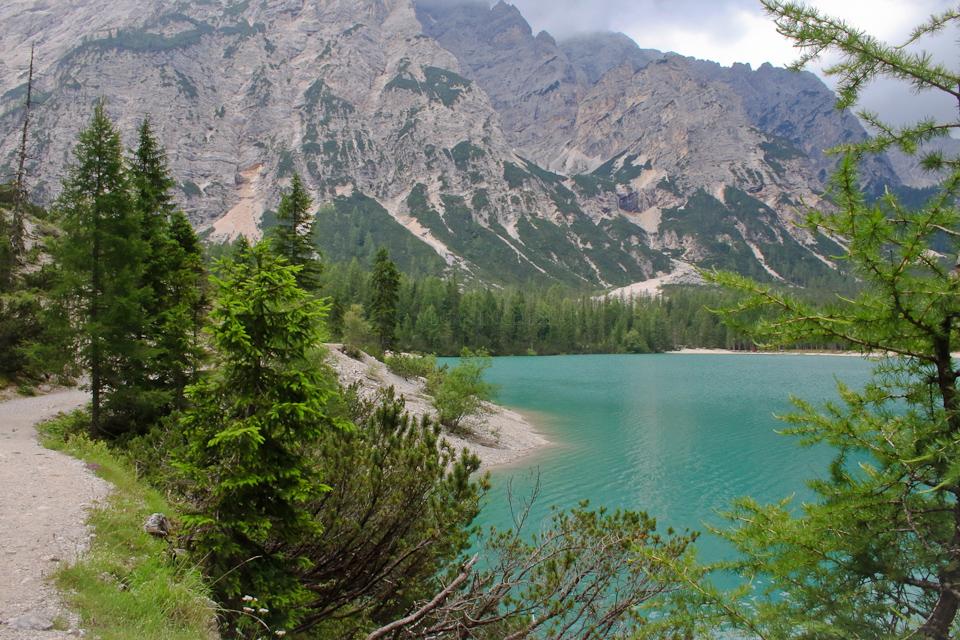 Pragser Wildsee - Wanderweg