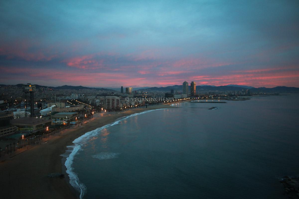 Good Morning Barcelona veganinchen