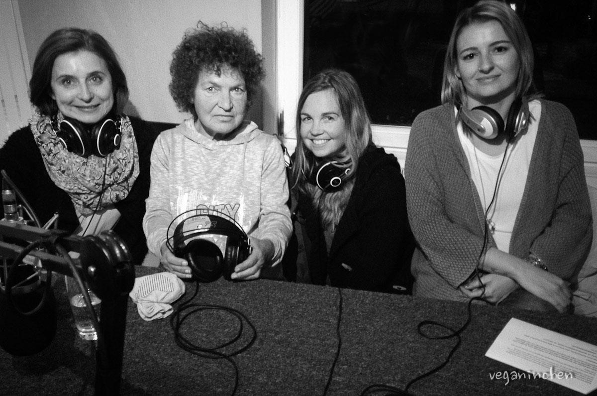 Eleonore de Felip, Martha Mohamed, Christina Prechtl, Carina Schaffenrath