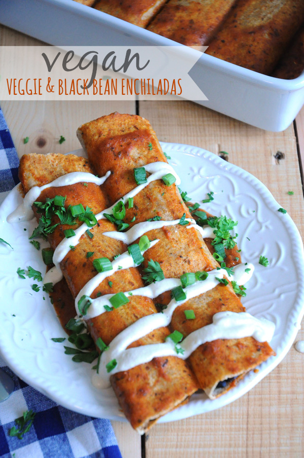 Black-Bean-Veggie-Enchiladas