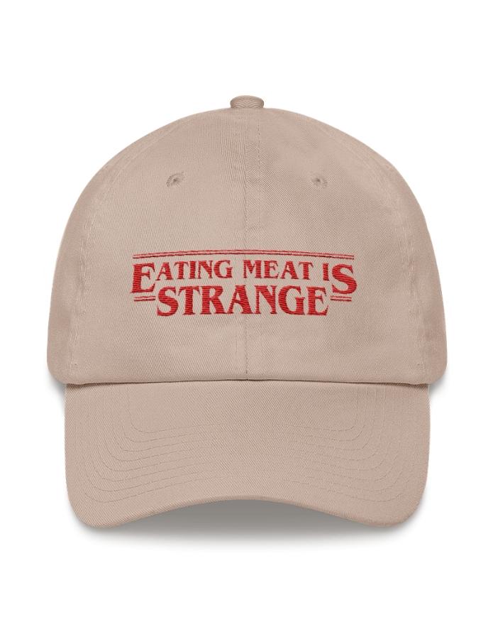 The-Eating-Meat-Is-Strange-Shirt-by-Veganized-World