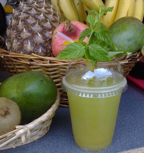 zee-juice-refreshing-mint-drink