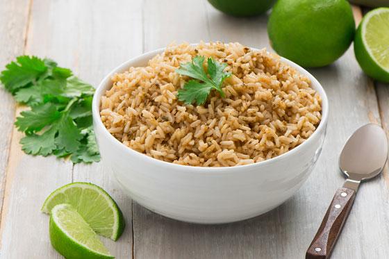 Cilantro Lime Thai Rice