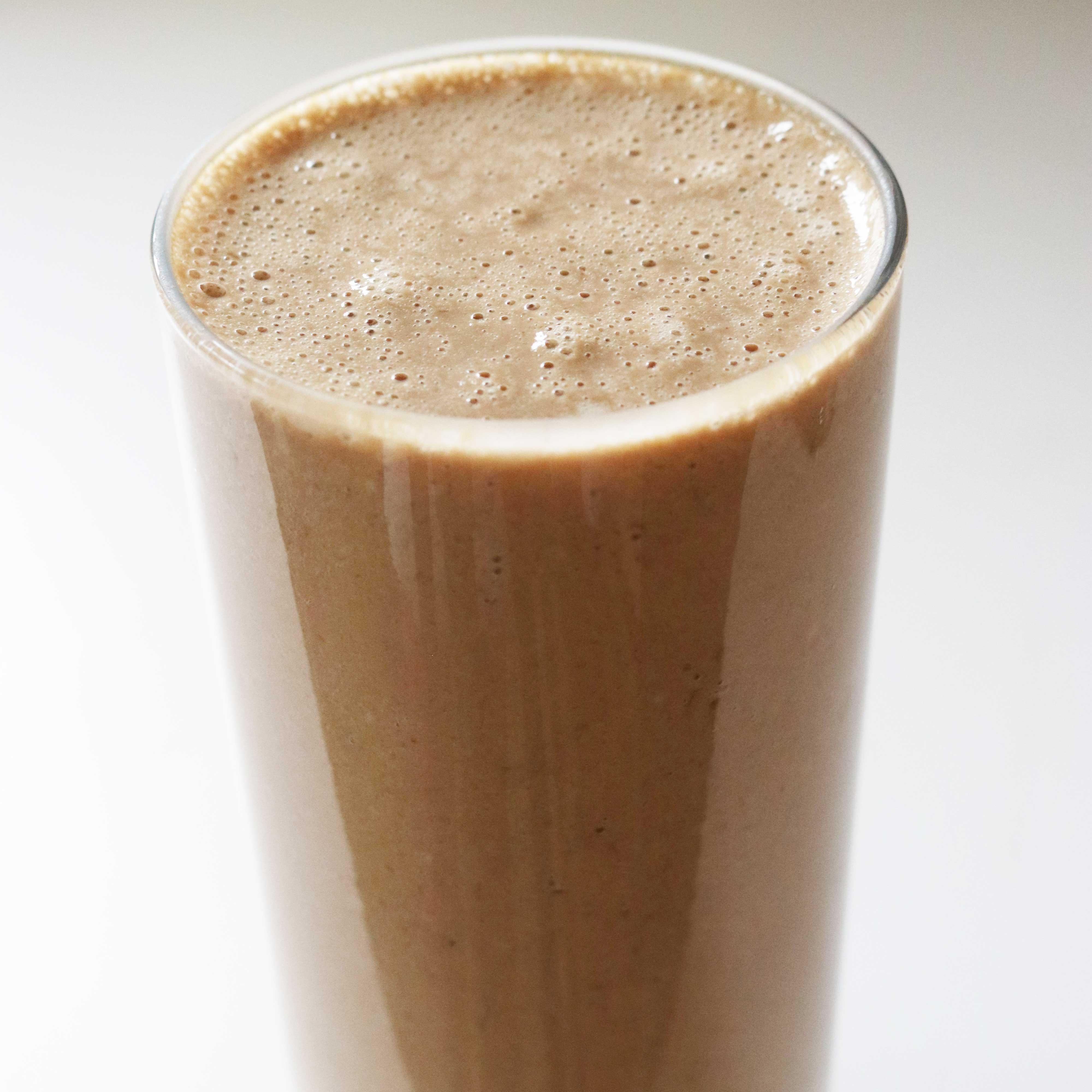 Hot Chocolate Chai Smoothie