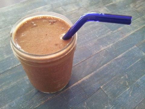 Homemade Vegan Mocha Frappuccino Recipe