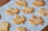 Pie Crust Leaves