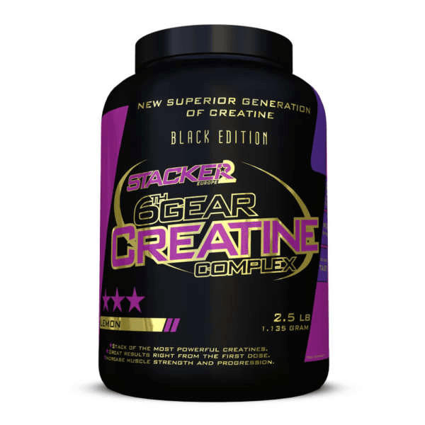 Stacker Creatine 6th gear
