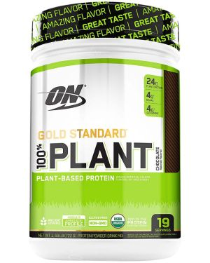 gold standard plant protein