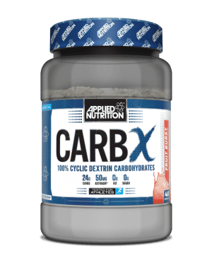 Carb-X applied nutrition