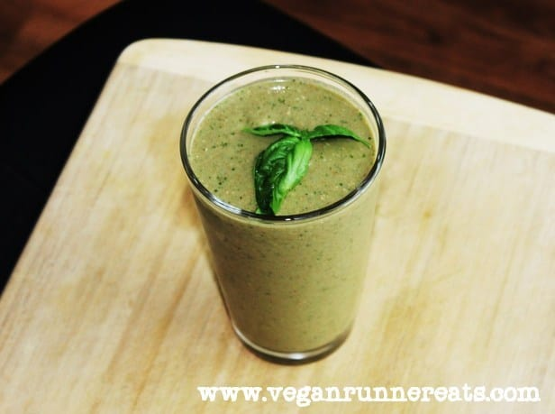 The Swamp Monster Breakfast Smoothie (Great Post-Workout Recovery!)
