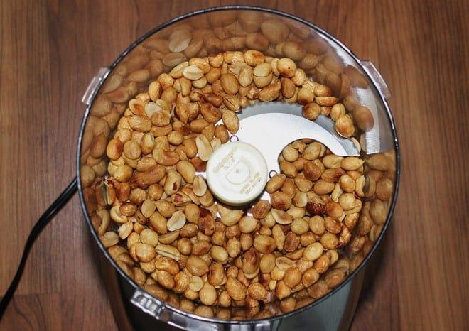 peanutsinablender