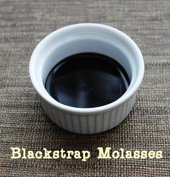 Natural liquid sweeteners: blackstrap molasses