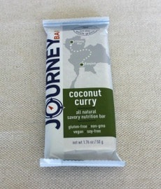 Coconut Curry Journey Bar
