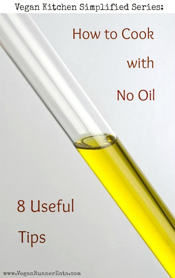 How to Cook With No Oil - 8 Useful Tips