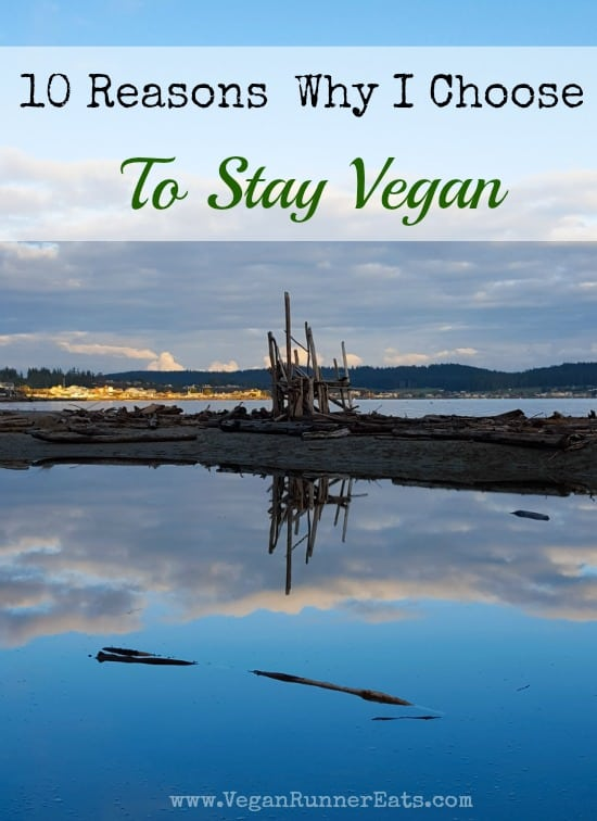 10 reasons to become and stay vegan
