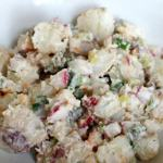 Easy Vegan Potato Salad Recipe – a Perfect Side Dish for Mother's Day Brunch, Barbecues, Picnics, etc.
