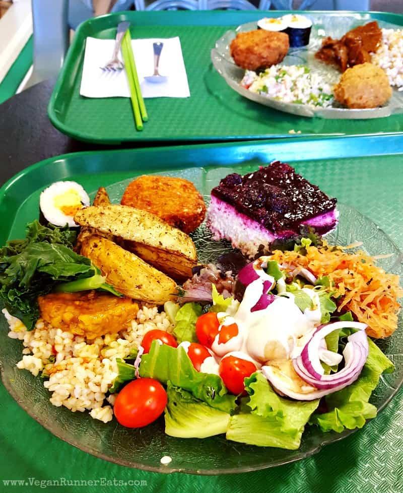 Green Cuisine Vegan Buffet in Victoria BC | Vegan restaurants in Victoria BC