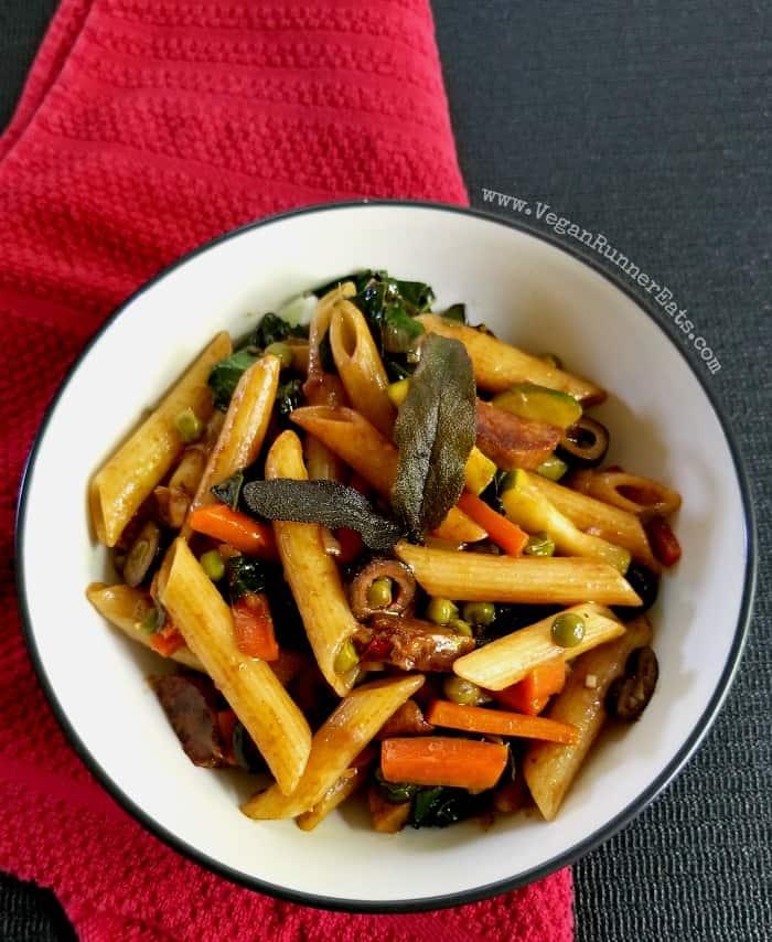 Easy Balsamic Pasta Recipe