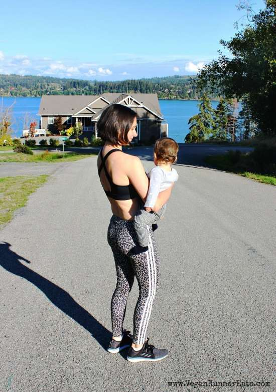 Mom fitness - my story of getting back into working out after having a baby