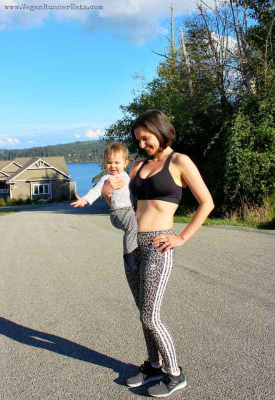 Mom fitness - my story of working out in the first year after having a baby