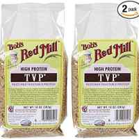 Bob's Red Mill Textured Vegetable Protein, 10 oz, 2 pk