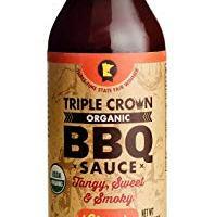 Triple Crown, Organic BBQ Sauce - Classic, 14 oz