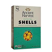 Ancient Harvest Gluten Free Pasta Shells, 8 Ounce