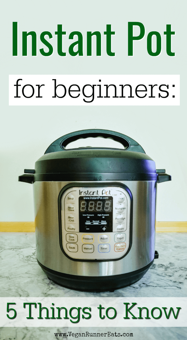 Instant Pot tips for beginners: 5 things to know