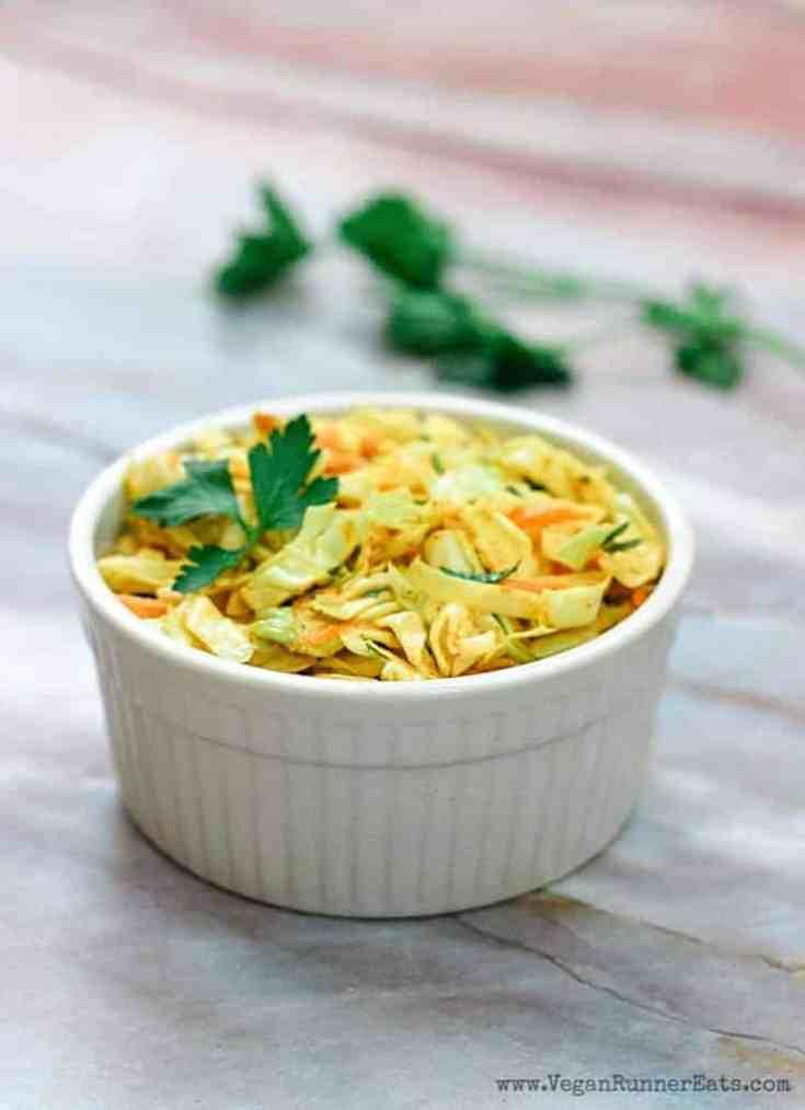 Vegan Chipotle Coleslaw