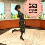 Happy World Vegan Day: LET'S CONNECT