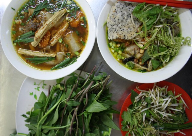 Vegan Ho Chi Minh: Survive a Day for Under £5