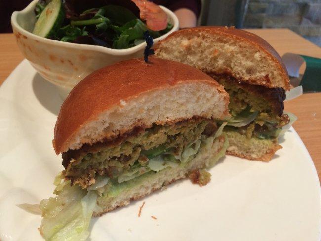 <b>V.V. Burger Showdown, Round 2!</b><br> Vburger vs. Go Zen