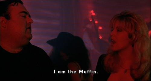 """""""I am the (vegan banana bran) Muffin"""""""