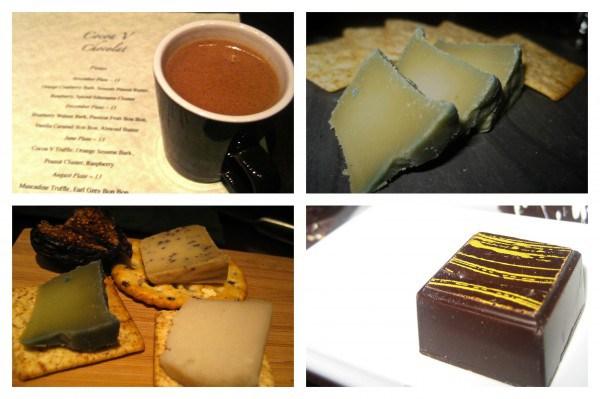 Cocoa V: Chocolate & Cheese (like that Ween album)