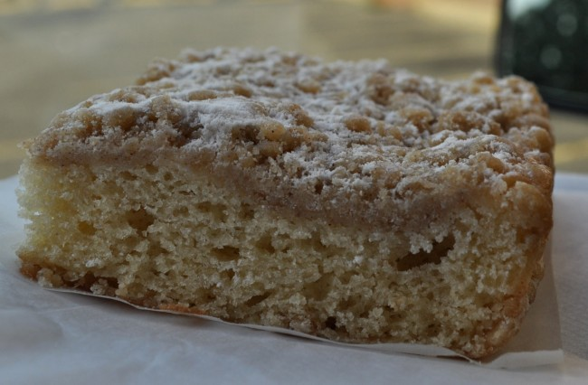 What Makes Deliciousness {Sweet To Lick Vegan Bakery}