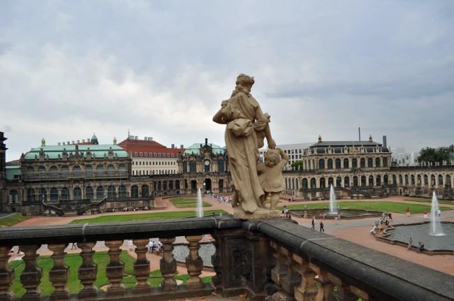 Day 6 in Deutschland, Beautiful Dresden