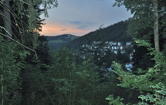 Day 8 in Deutschland, The Black Forest