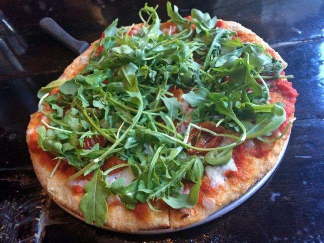 Vegan Pizzas in Greenpoint