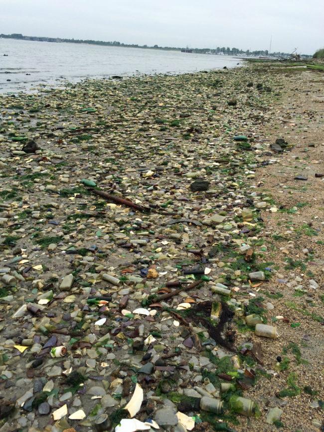 NYC Exploration: Dead Horse Bay Beach