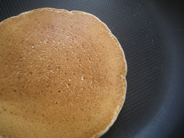 These are a few of my favorite things: <b>Pancakes</b>