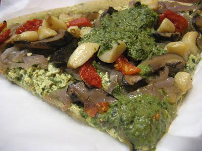 Vegan Mofo #25: Pretending I Like Pizza
