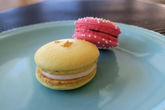 Long Island Vegan French Macarons