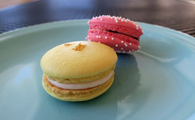 Long Island Vegan French Macarons