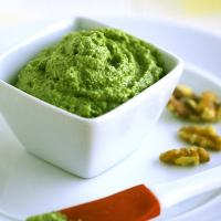 Zesty 5-Minute Vegan Walnut Pesto